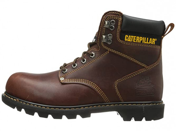 Caterpillar 2nd Shift Steel Toe