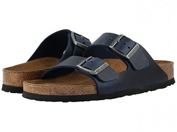Birkenstock Arizona Soft Footbed - Leather (Unisex)