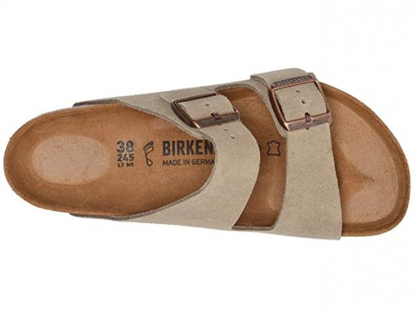 Birkenstock Arizona - Suede (Unisex)