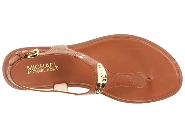 MICHAEL Michael Kors MK Plate Thong