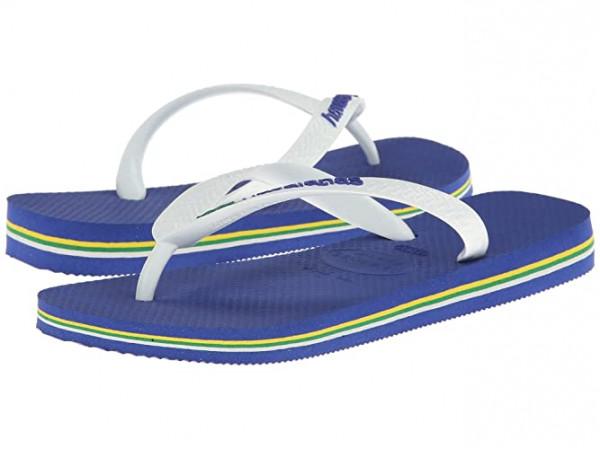 Havaianas Brazil Logo Unisex Flip Flops