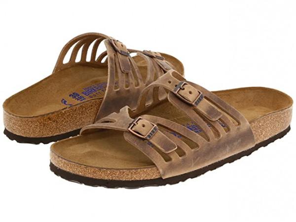 Birkenstock Granada Soft Footbed