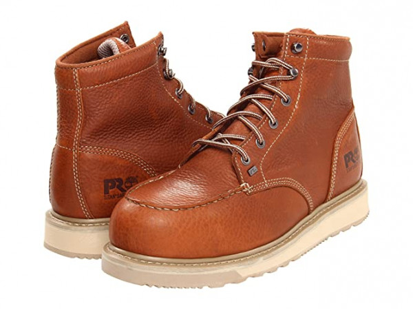 Timberland PRO Barstow Wedge Alloy Safety Toe