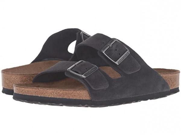 Birkenstock Arizona Soft Footbed  - Suede (Unisex)