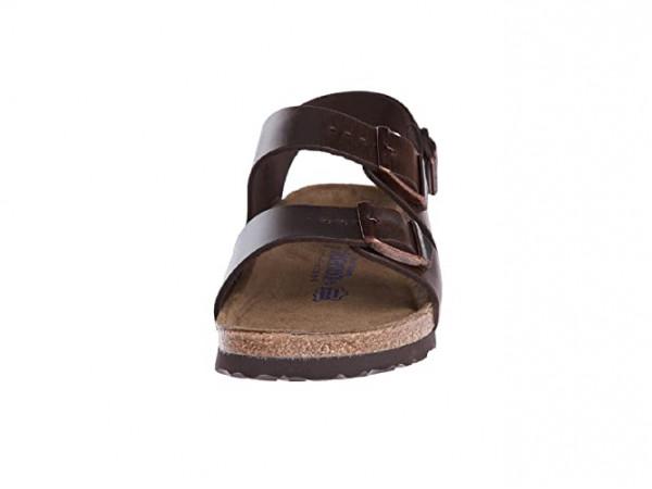 Birkenstock Milano - Leather Soft Footbed (Unisex)