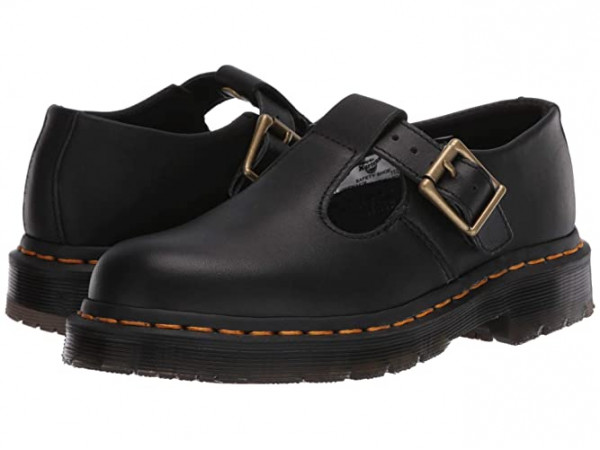 Dr. Martens Work Polley Slip-Resistant Mary-Jane