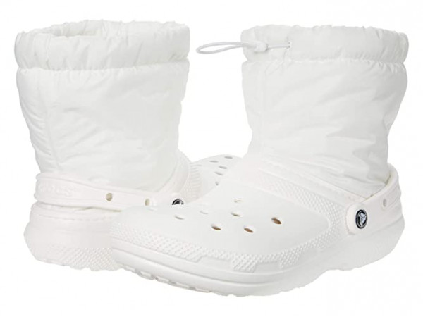 Crocs Classic Lined Neo Puff Boot